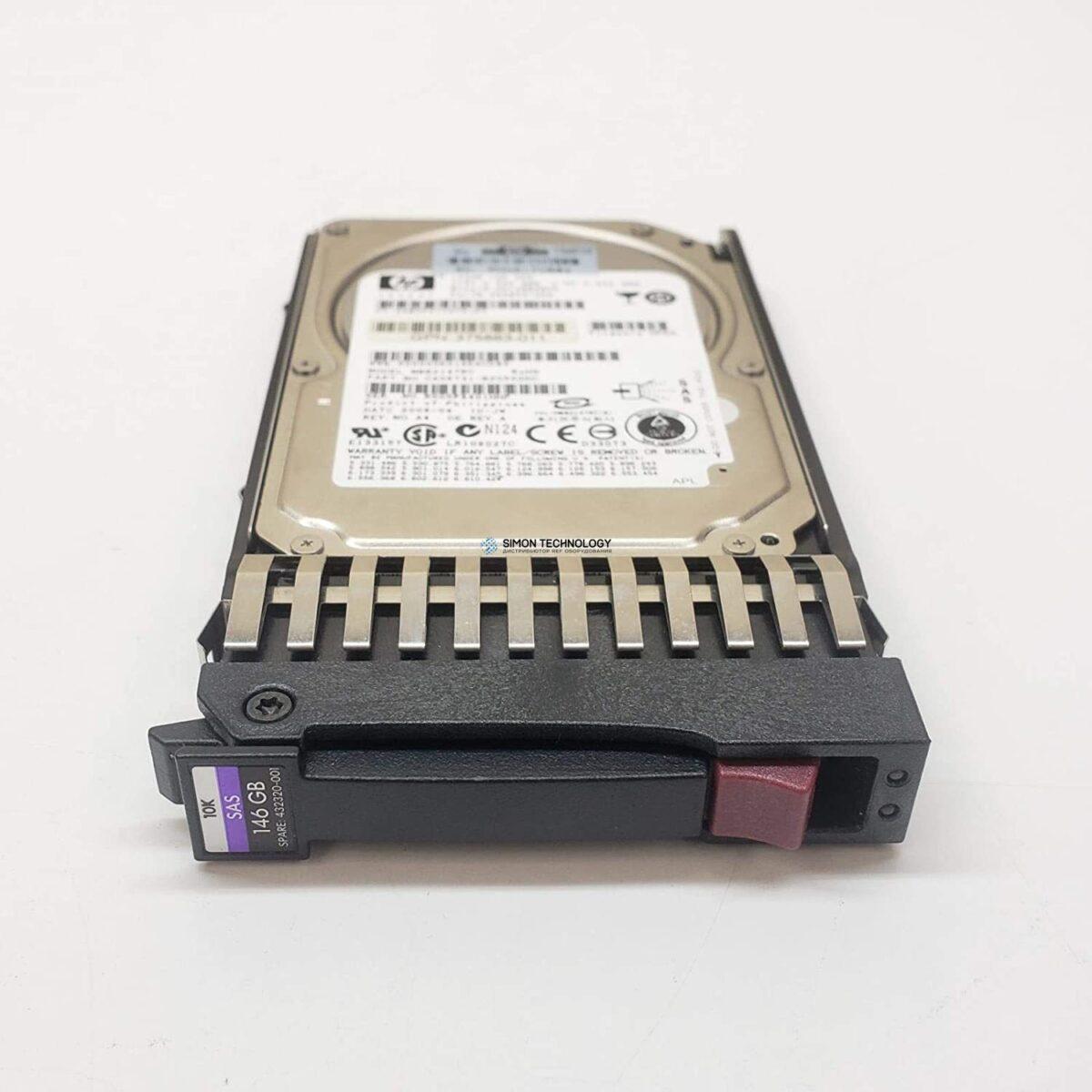 HPE HDD 146GB 10K No S/W (AB422-69001)
