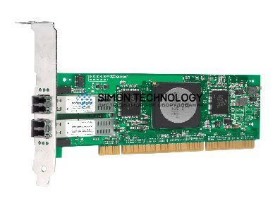 Контроллер HP DUAL PORT 4GB PCIE FC HBA (AD355A)