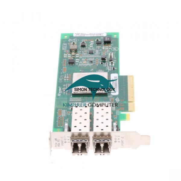 HPE 8GB FC HBA QLOGIC DP 82Q PCIe Low Profile Bracket (AJ764A-08-LP)
