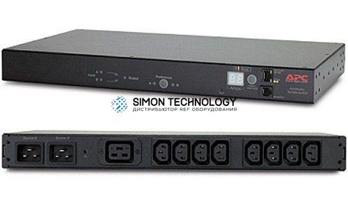 Распределитель питания APC APC Rack-mount Transfer Switches (AP7723)