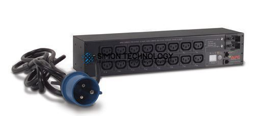 Распределитель питания APC Switched Rack PDU - Power Control Unit ( Rack-montierbar ) - Wechselstrom 230 V (AP7922)