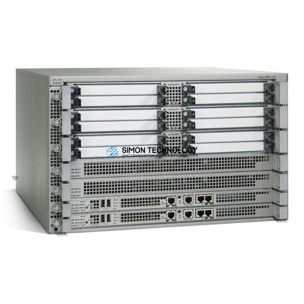 Маршрутизатор Cisco RF ASR1006 Chassis.spare (ASR1006-RF)