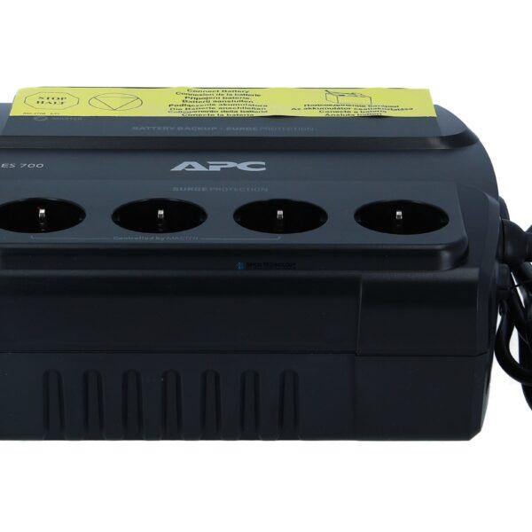 ИБП APC Back-UPS ES 700 - (Offline-) USV 700 W (BE700G-GR)