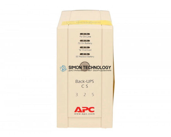 ИБП APC Back-UPS CS 325 - (Offline-) USV 325 W Extern (BK325I)