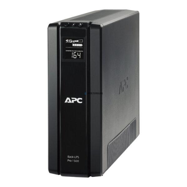 ИБП APC Back-UPS Pro 1500 - (Offline-) USV 1.500 W (BR1500G-GR)