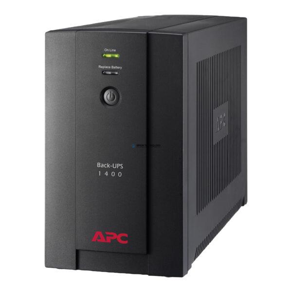 ИБП APC Back-UPS 1400VA - (Offline-) USV 1.400 W (BX1400U-GR)