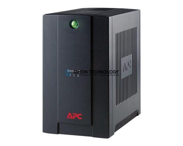 ИБП APC Back-UPS 700VA - (Offline-) USV 700 W (BX700UI)