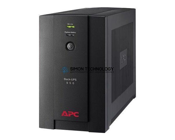 ИБП APC Back-UPS 950 - (Offline-) USV 950 W (BX950U-GR)
