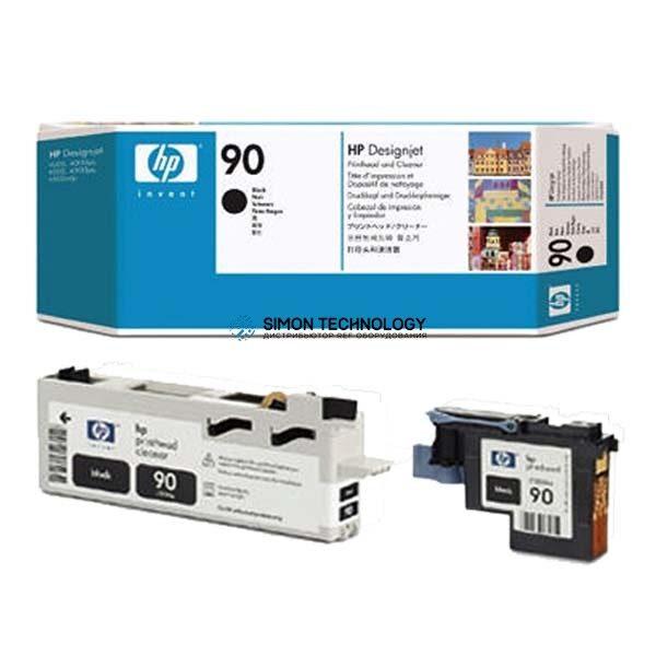 HP 90 - Tintenpatrone Original - Schwarz - 44 ml (C5054A)