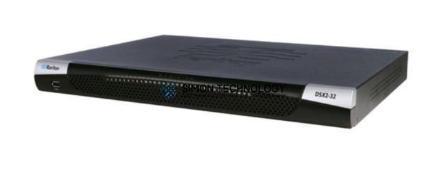 Коммутаторы Raritan Raritan Serial Console Server 48x RS-232 RJ45 - Dominion B-Ware (Dominion SX II)