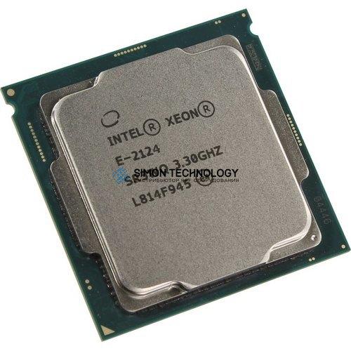 Процессор Intel Xeon 4C 3.30GHz 8MB 71W Processor (E-2124)