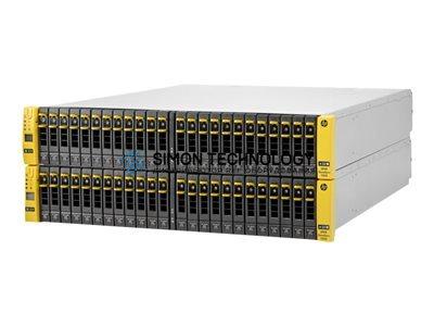 СХД HP 3PAR SAN Storage StoreServ 7440c 4N Base FC 8Gbps 48x SFF w/ 9 Lic 48 Disk (E7X81A)