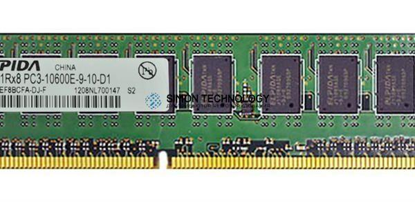 Оперативная память Elpida ELPIDA 2GB (1*2GB) 1RX8 PC3-10600E-9 DDR3-1333MHZ MEMORY MODULE (EBJ20EF8BCFA-DJ-F)