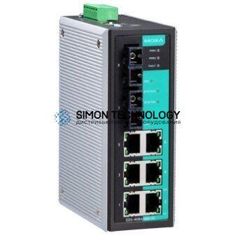 Коммутаторы MOXA Moxa Industrial Managed Redundant Ethernetswitch (EDS-408A-SS-SC)