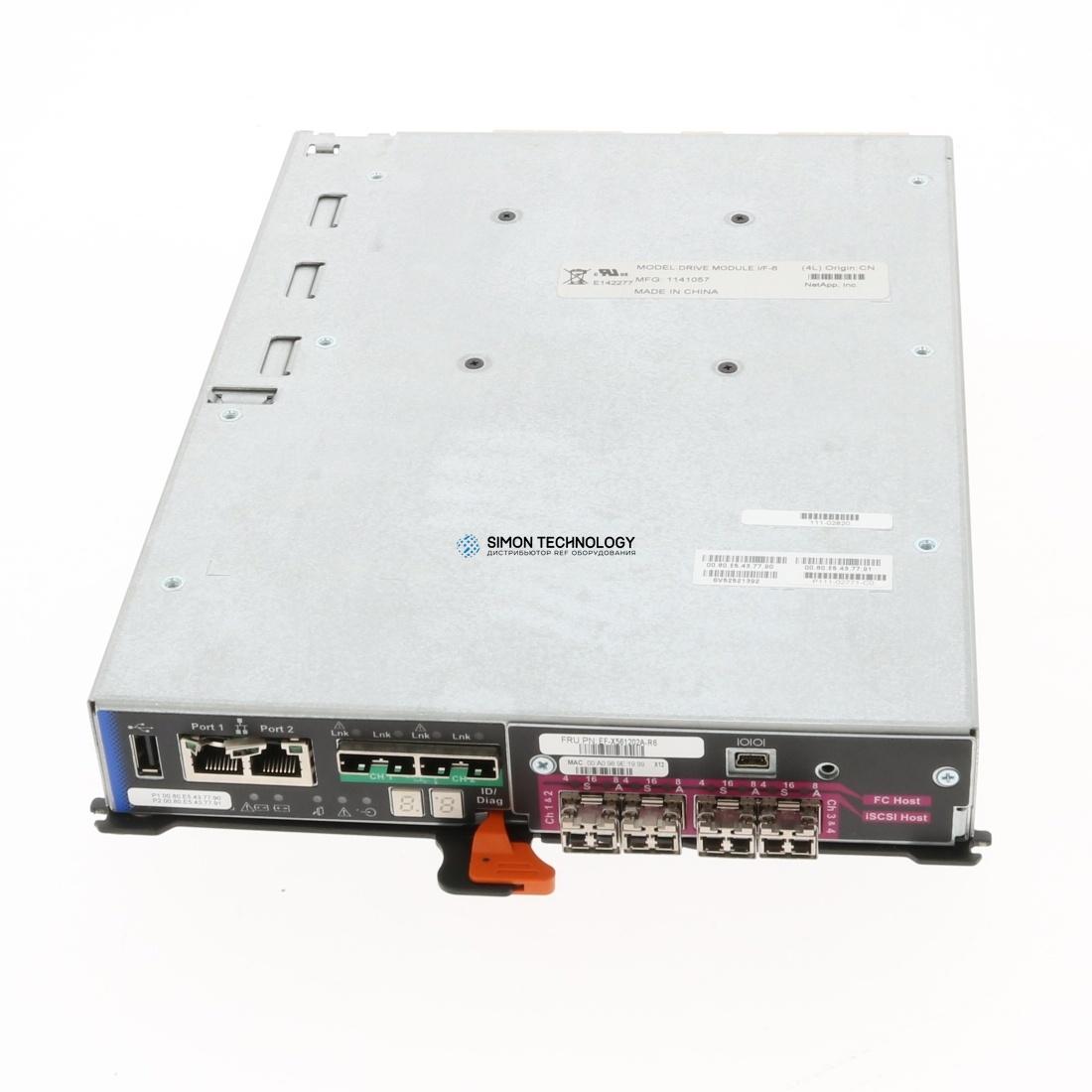 Модуль NetApp EF560A,12GB Controller,16Gb FC,4-ports (EF-X561202A-R6)