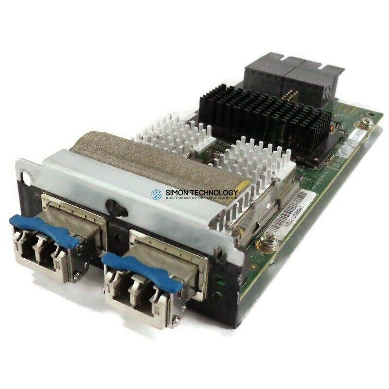 Модуль Juniper EX4200 and EX3200 2-Port 10G XFP Uplink Module (EX-UM-2XFP)