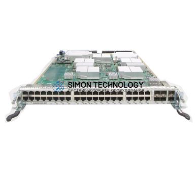 Модуль Juniper Li ard 40-port 1G BASE-T / 4 1G SFP / 2 10G (EX8200-2XS-40P)