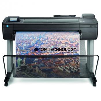 "HP DesignJet T730 - 914 mm (36"") Gro?formatdrucker (F9A29A#B19)"