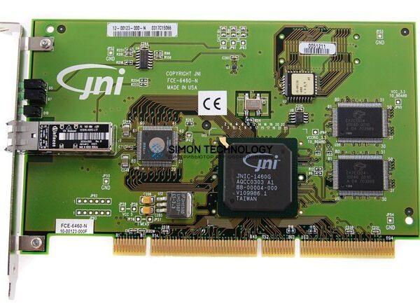 Контроллер JNI FIBER CONTROLLER CARD 2GB HBA (FCE-6460)