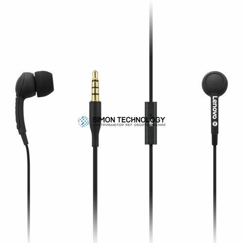 Lenovo AUDIO_BO Lenovo 100 Headphone-Black (GXD0S50936)