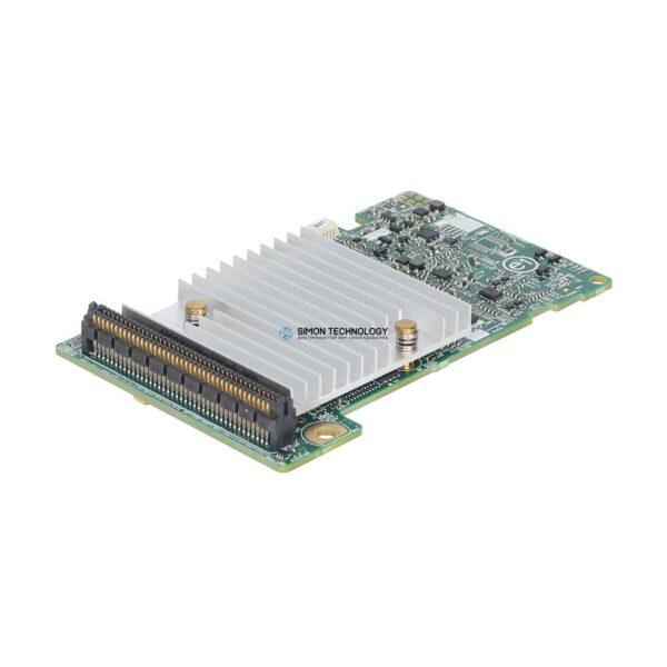 Контроллер RAID Dell PERC H710P MINI BLADE 6GB/S 1GB RAID CONTROLLER W/O BATTERY (H710P-WB)