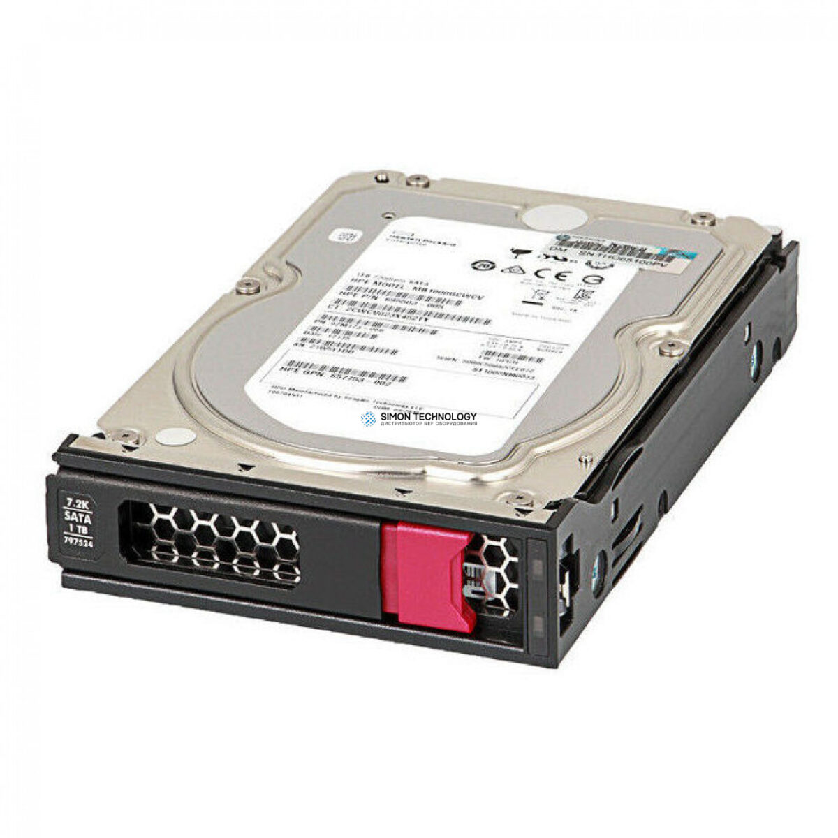 HPE HPE SPS-HDD (1TB SATA/7.2K RPM) (HITX5529296-P)