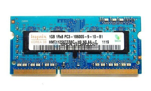 Оперативная память Hynix HYNIX 1GB (1*1GB) 1RX8 PC3-10600S DDR3-1333MHZ SODIMM (HMT112S6TFR8C-H9)