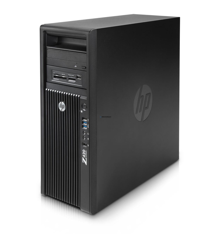 Рабочая станция HP Z420 Tower E5-1650v2/32GB/300GB HDD/Quadro K4000/WIN10PRO (HP Z420 Tower E5-1650v2/32GB/300GB HDD/Quadro K4000/WIN10PRO)