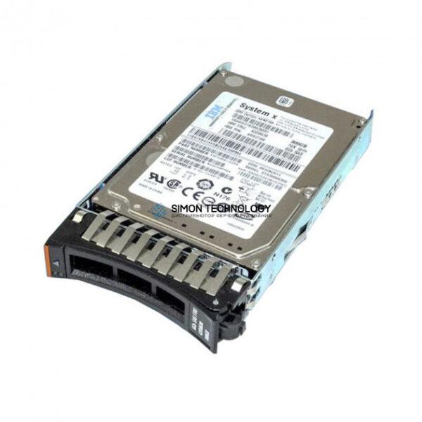 """IBM IBM HDD 300GB 2.5"""" SFF Slim-HS 10K 6Gbps SAS (HUC106030CSS60)"""