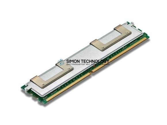 Оперативная память Hynix 1GB PC2-5300E 1RX8 DIMM (HYMP112U72CP8-S6)