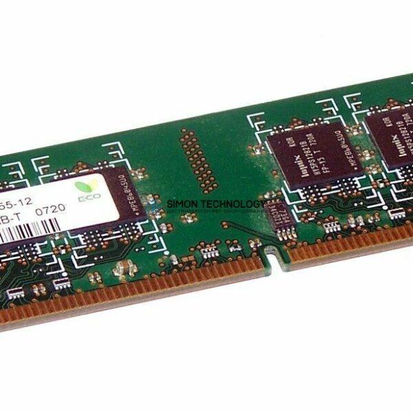 Оперативная память Hynix HYNIX 1GB (1*1GB) PC2-5300 DDR2-667MHZ MEMORY DIMM (HYMP512U64BP8-Y5)