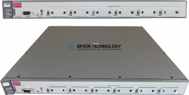 Коммутаторы HPE HPE KIT. 6P SW SUPPOR (J8433-61201)