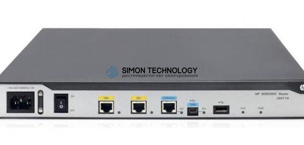 Коммутаторы HPE HPE 1-port ADSL2 + Annex A dl Module (J8459-69101)