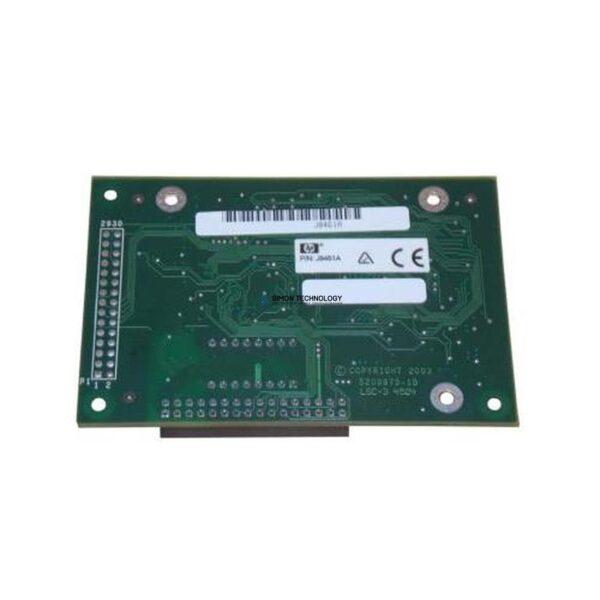 Модуль HPE HPE 1-port ISDN BRI U Backup Module (J8460-69101)