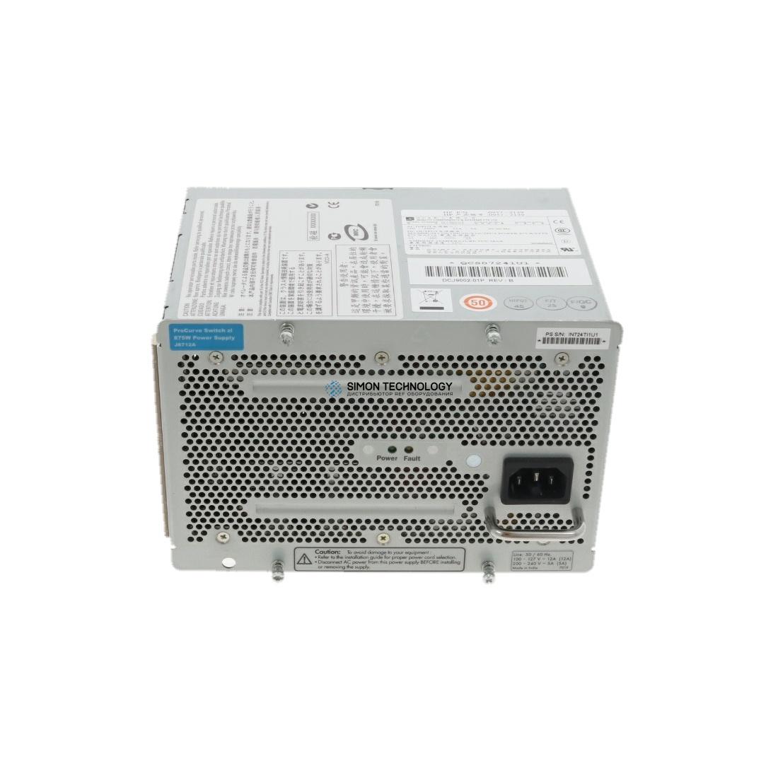 Блок питания HPE 875W zl Power Supply (J8712-61001)