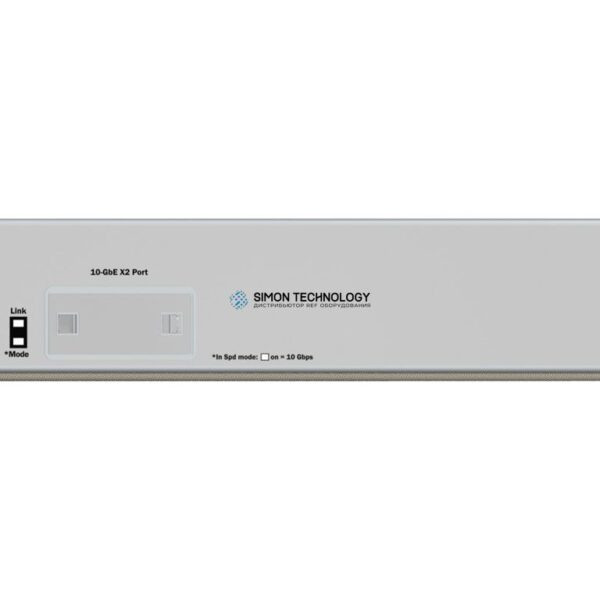 Модуль HPE HPE Switch xl 1p 10-GbE X2 module (J8988-69001)