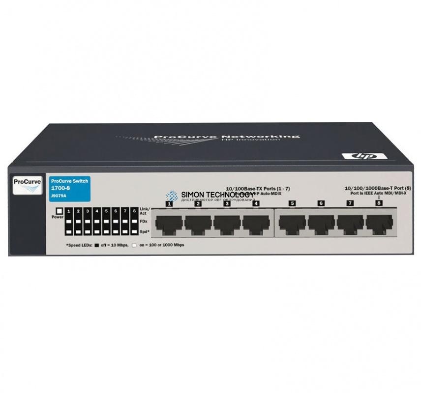 Коммутаторы HP HP PROCURVE 1800-8G SWITCH (J9029A)