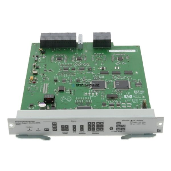 Модуль HPE HPE 8200 zl System Support Module (J9095-61101)