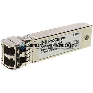 Трансивер SFP HP HPE X132 10G SFP+ LC SR Transceiver (J9150-69101)