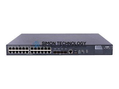 Коммутаторы HPE HPE SU. E3800-24G-PoE+-2SFP+ Switch (J9573-61201)