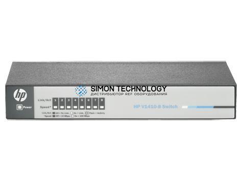 Коммутаторы HPE HPE 1410-8 Switch (J9661-61001)