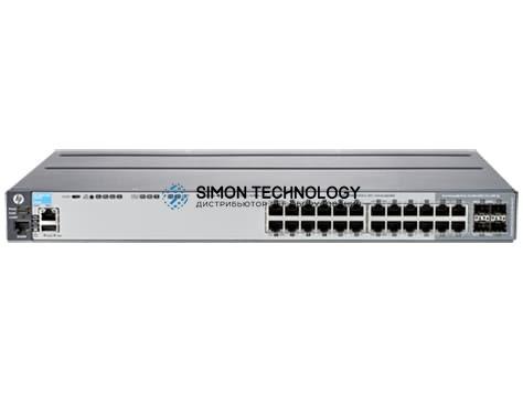 Коммутаторы HP HPE 2920-24G-POE+ Switch w/o PSU (J9727-61001)