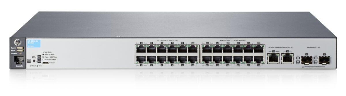 Коммутаторы HPE HPE Switch 2530-24 Support Kit (J9782A#ABB)