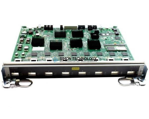 Модуль HPE HPE A12500 8-port 10-GbE XFP LEC Module (JC068-61201)
