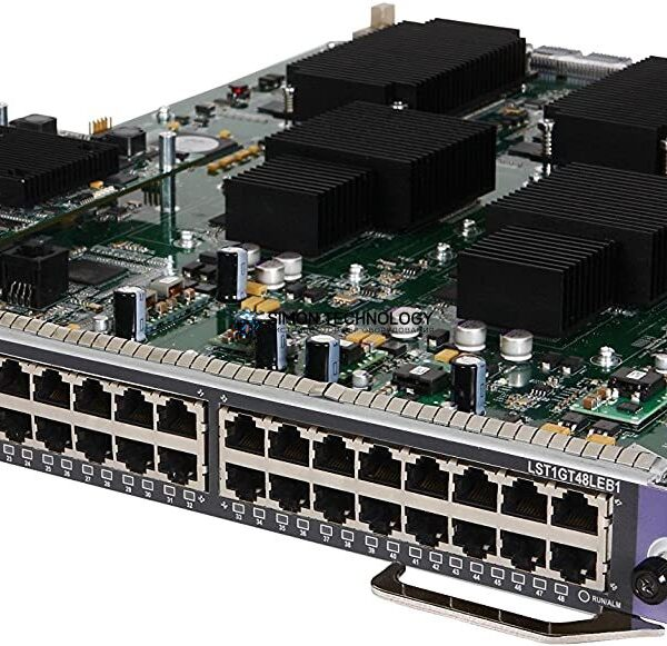 Модуль HPE HPE A12500 48-port Gig-T LEB Module (JC074-61201)