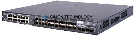 Коммутаторы HP HP Enterprise - - 5800-24G-SFP Switch w/1 Interface Slot Managed L3 (JC103-61101)