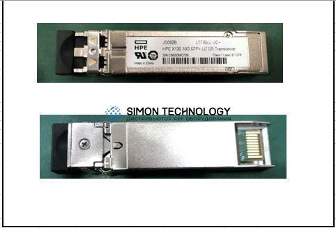 Трансивер SFP HPE X120 1G SFP LC BX 10-U Transceiver (JD098-61201)