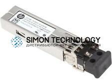Трансивер SFP HP HPE X120 1G SFP LC SX Transceiver (JD118-61201)