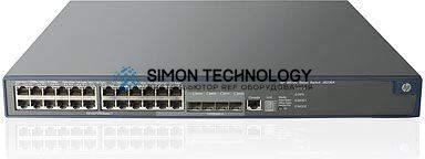 Коммутаторы HP HPE A5120-24G-PoE+ EI Switch (JG236-61101)