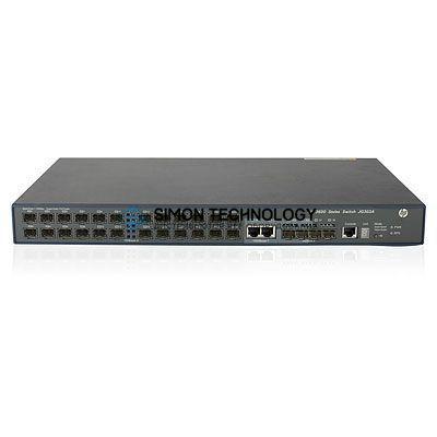 Коммутаторы HPE HPE 3600-24-SFP v2 EI Switch (JG303-61101)